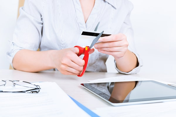 How to Get Rid of Credit Card Quickly